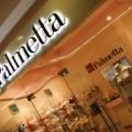 Вывеска для отдела «Palmetta» в торговом центре «Пассаж»