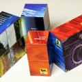 «MAGIC CUBE» кубик-трансформер.12 рекламных поверхностей