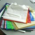Возможные цвета пакетов